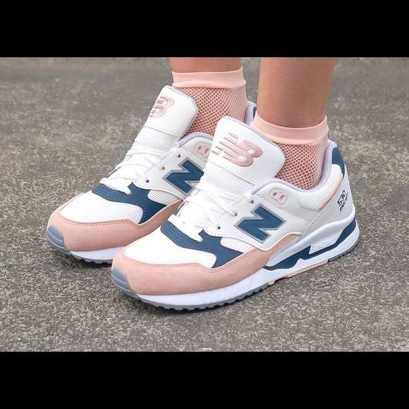 more photos a9cc9 4f06a New Balance 530 encap Pink   Navy 🐰💖